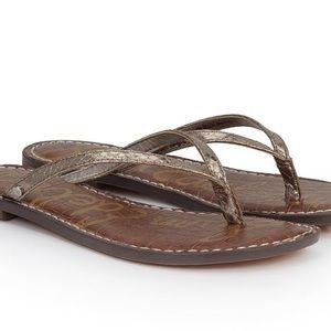 Gracie Flip Flops Sandals — Sam Edelman
